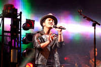 Bruno Mars, One Big Weekend, 2013