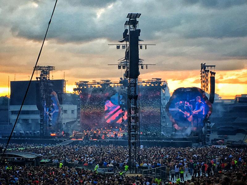 Coldplay at Croke Park