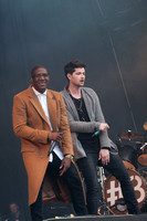 Labrinth joins The Script - Big Weekend - 707