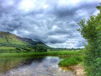 Glencar Lough, Connacht, County Leitrim
