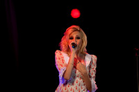 Pixie Lott singing in Derry-3