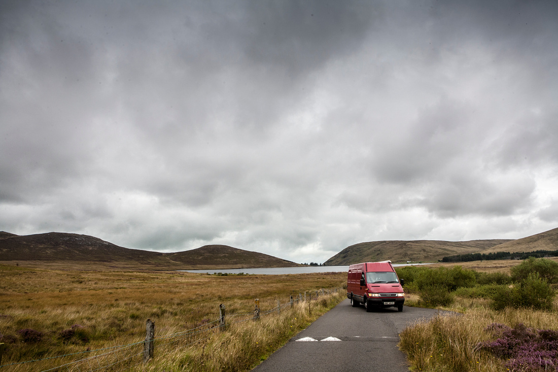Iveco & The Mournes