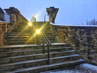 Walled Steps, Derry Walls